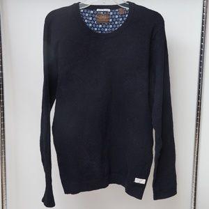 Scotch & Soda Light Weight Long Sleeve Sweater